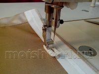 Как пришивать тесьму на шторах для крючков