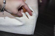 Как поменять обшивку дивана своими руками