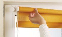 Как постирать рулонные шторы в домашних условиях — Всё о шторах и гардинах