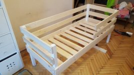 Детская кровать своими руками в домашних условиях