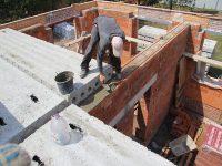 Как правильно укладывать плиты перекрытия на стены