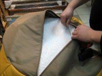 Чем наполнить кресло мешок своими руками