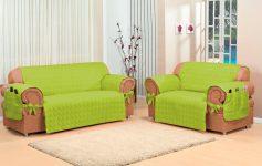 Как обновить диван в домашних условиях