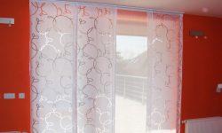 Как сделать японские шторы своими руками