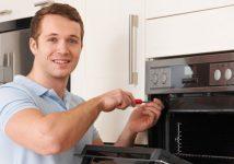 Как вытащить духовой шкаф из встроенной кухни