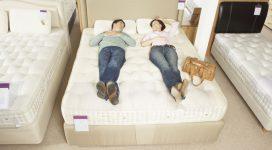 Как выбрать ортопедический матрац на кровать