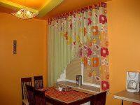 Фасоны штор для кухни своими руками