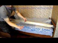 Как сделать ограничитель для кровати своими руками