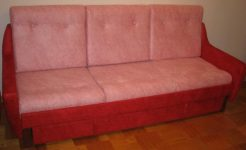 Какой тканью лучше обтянуть диван